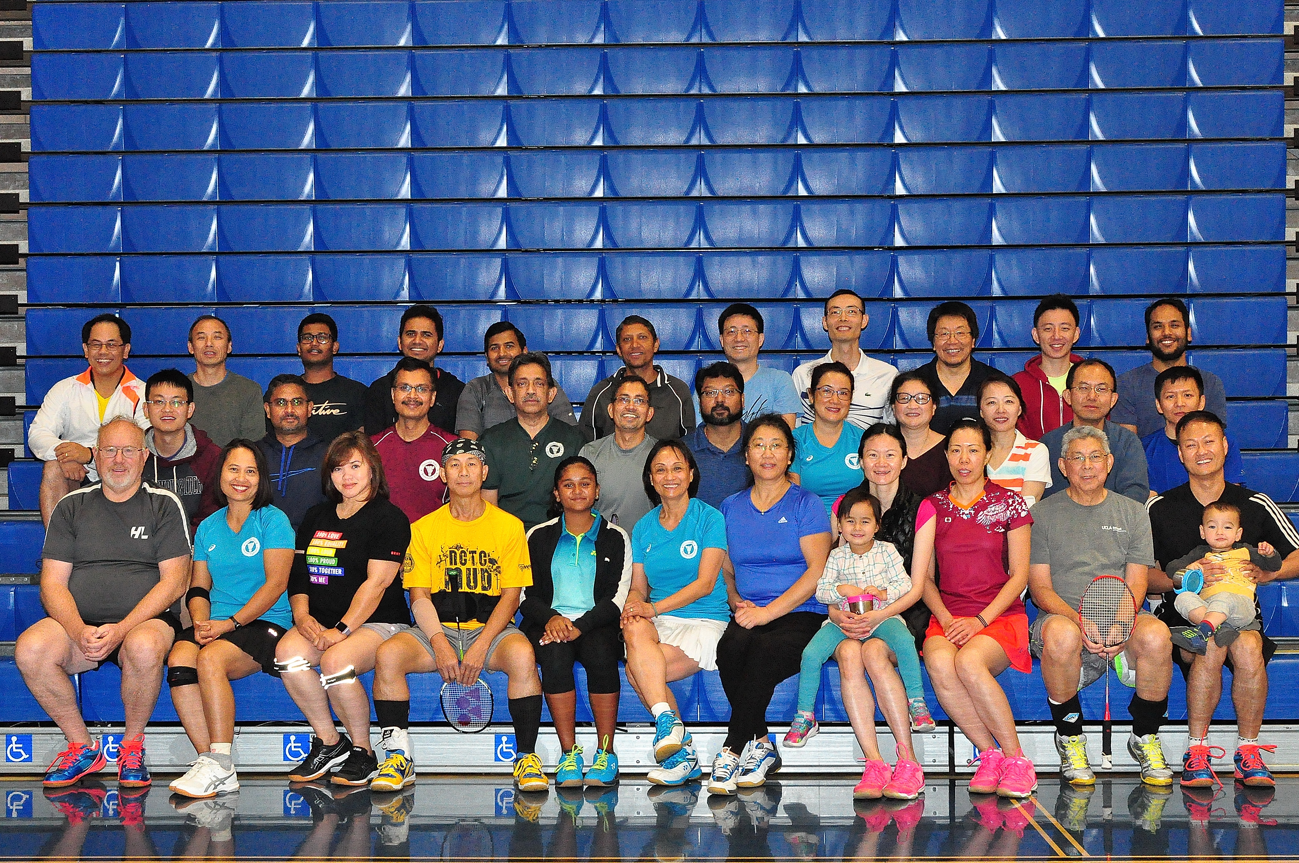 Thousand Oaks Badminton